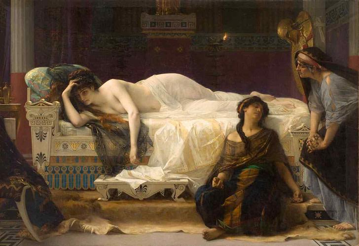 Phaidra - Liebe Untreue - Theseus - Griechische Sage